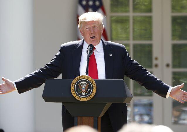 ABD Başkanı Donald Trump / Paris İklim Anlaşması