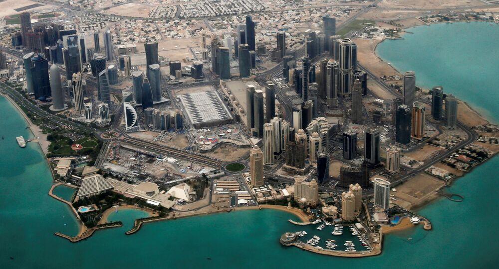 Katar'ın başkenti Doha