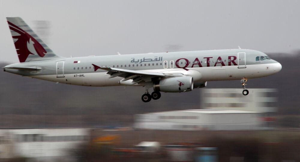 Katar Hava Yolları