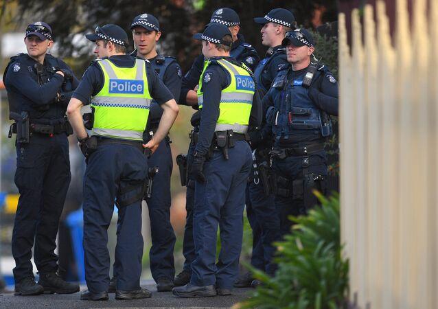 Avustralya- Rehine krizi