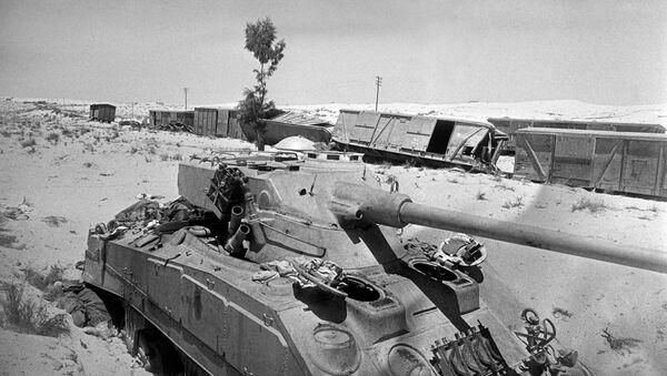 1967 Savaşı - Sputnik Türkiye