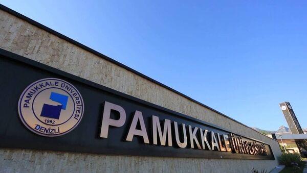 Pamukkale Üniversitesi - Sputnik Türkiye