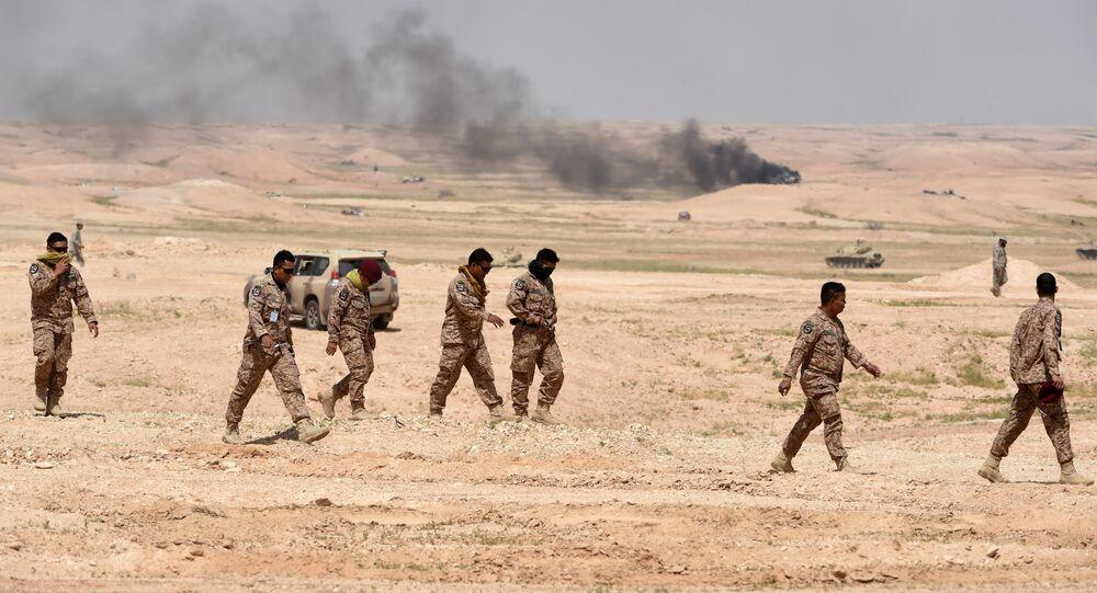 Suudi Arabistan ordusu