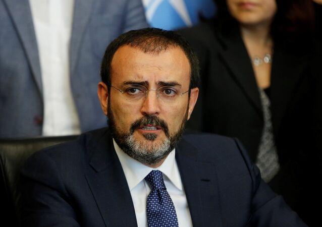 AK Parti Sözcüsü Mahir Ünal