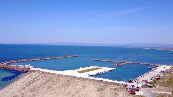 Araplar, Saros Körfezi'ndeki Enez'e 'Yat Limanı' kuruyor - Sputnik Türkiye