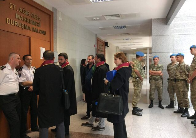 Sedat Şahin ve Burhanettin Saral'ın duruşması