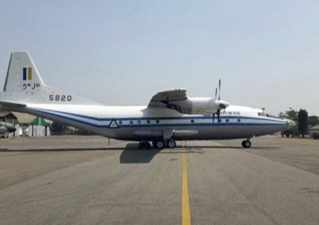 Myanmar- Askeri uçak