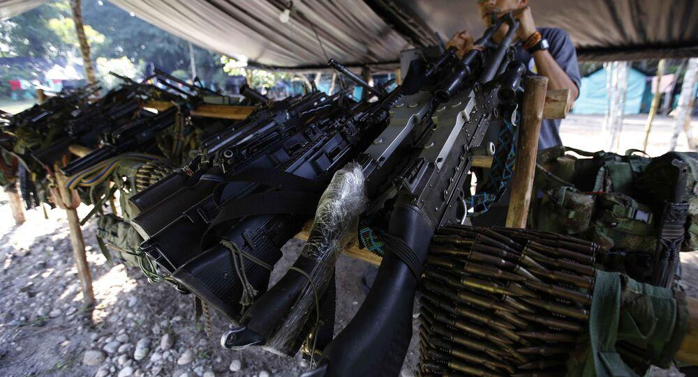 FARC-silahlar
