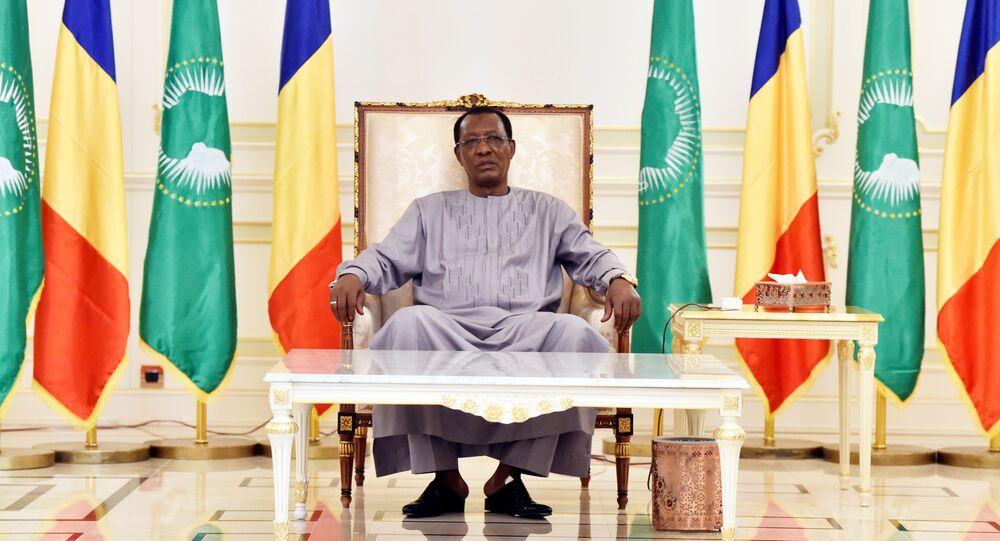 Çad Devlet Başkanı İdriss Deby