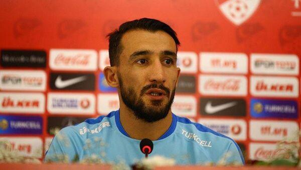 Futbolcu Mehmet Topal - Sputnik Türkiye