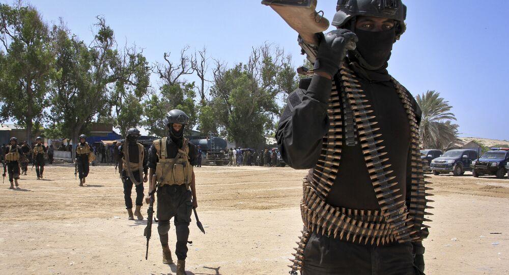 Somali askeri