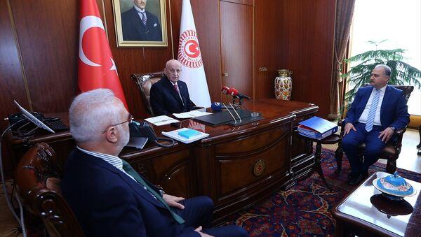 TBMM İç Tüzüğü toplantısı - Sputnik Türkiye