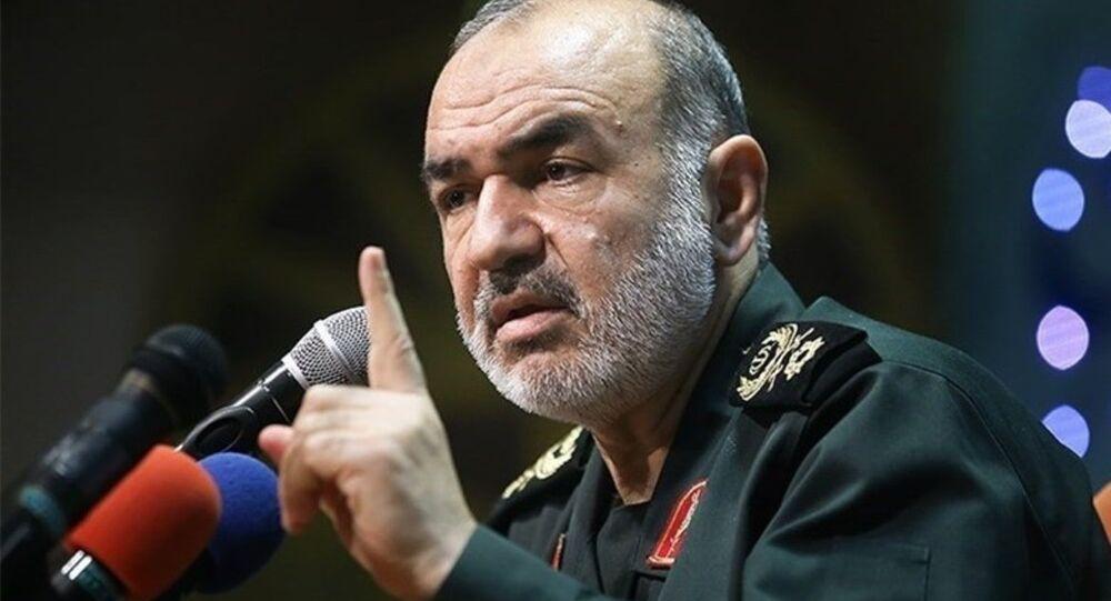 İran Devrim Muhafızları Komutan Yardımcısı Hüseyin Selami