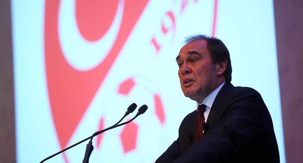 Türkiye Futbol Federasyonu Başkanı Yıldırım Demirören