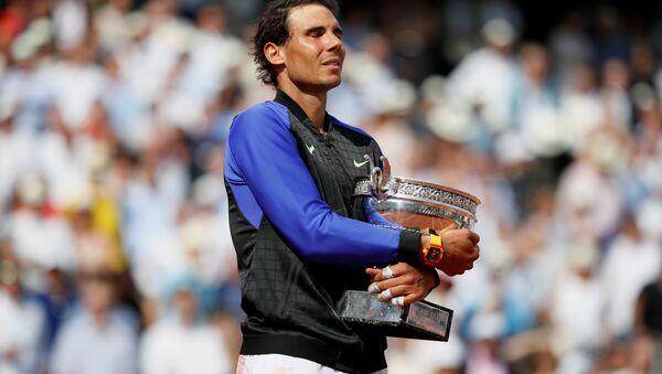 Rafael Nadal - Sputnik Türkiye