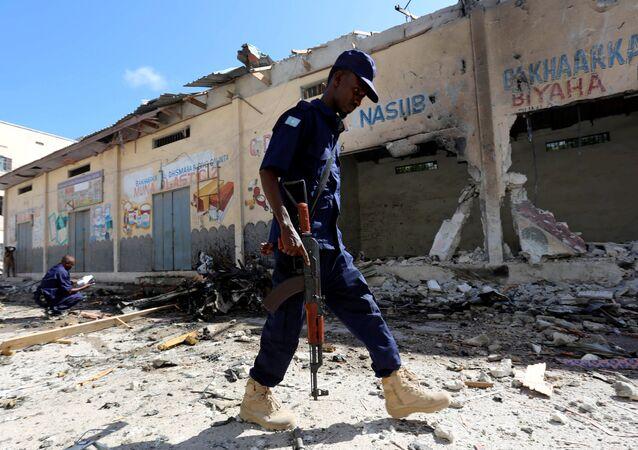 Somali polisi