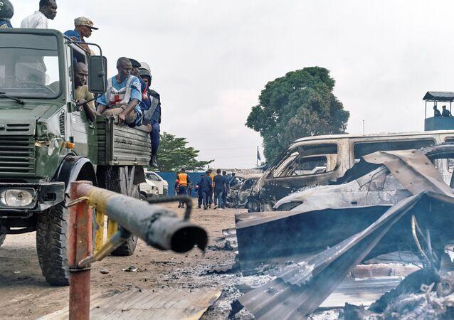 Demokratik Kongo Cumhuriyeti- Güvenlik güçleri