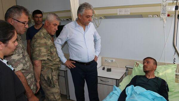 Hakkari-PKK saldırısı - Sputnik Türkiye