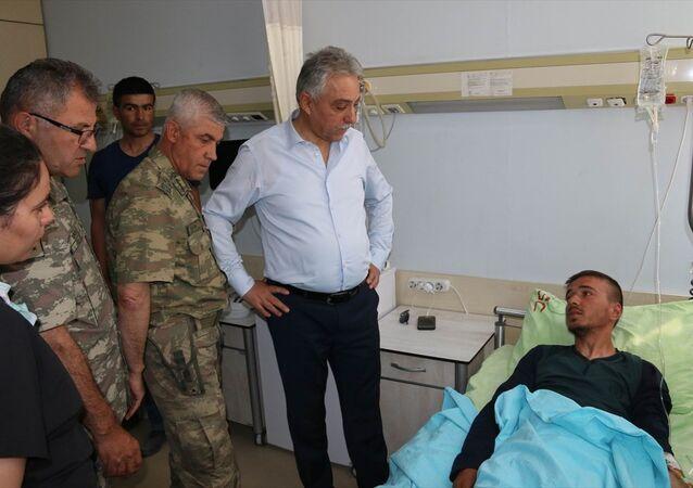 Hakkari-PKK saldırısı