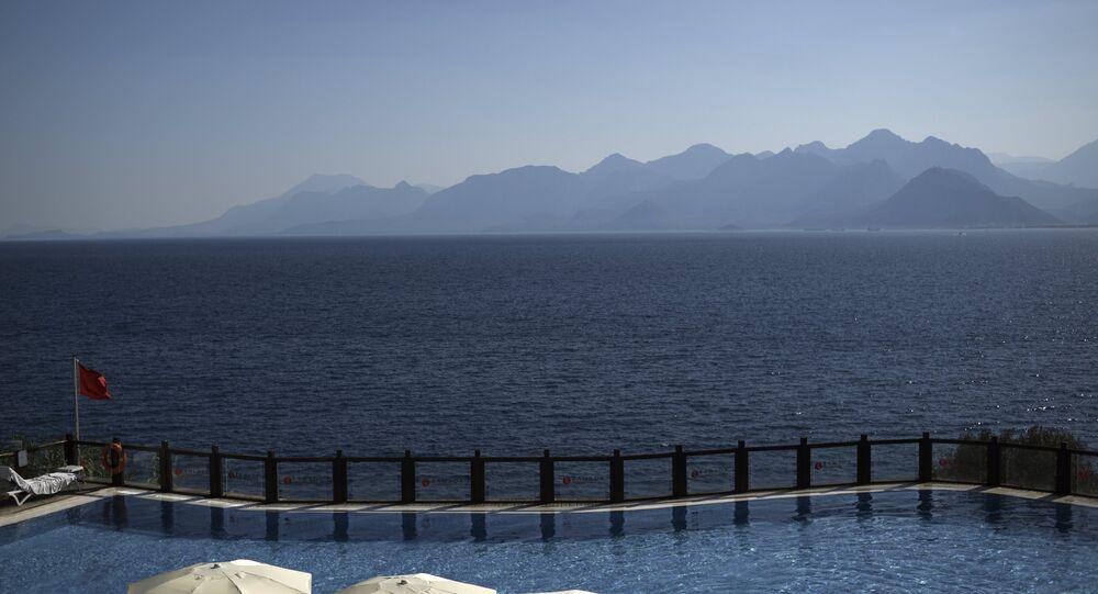Antalya- Rusya- Turist