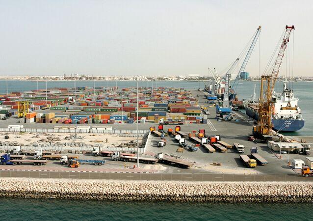 Doha Limanı-Katar