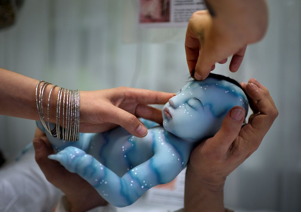 Bilbao Reborn Doll Show