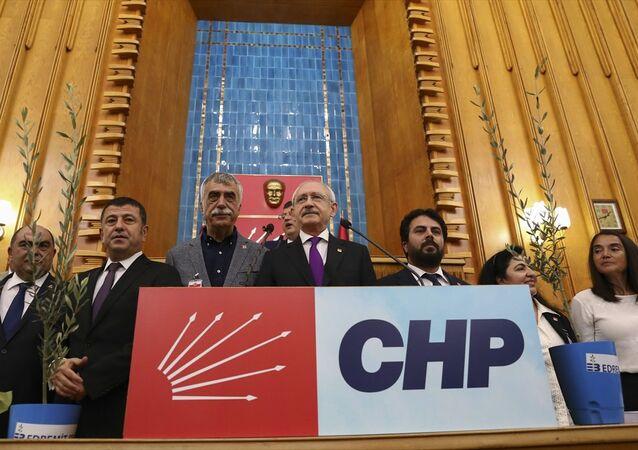 CHP - Sarp Kuray - Kemal Kılıçdaroğlu