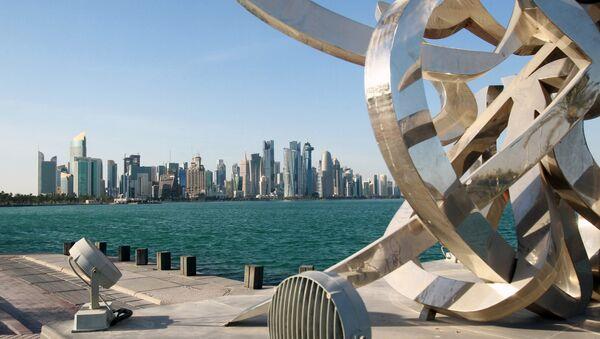 Doha - Sputnik Türkiye
