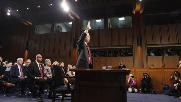 ABD Adalet Bakanı Jeff Sessions - Sputnik Türkiye
