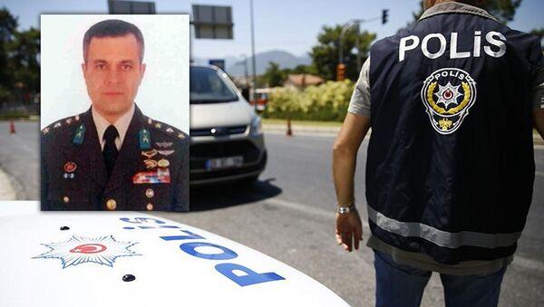 Özel Kuvvetlerde görevli Yüzbaşı Burkay Karatepe 11 aydır aranıyor - Sputnik Türkiye