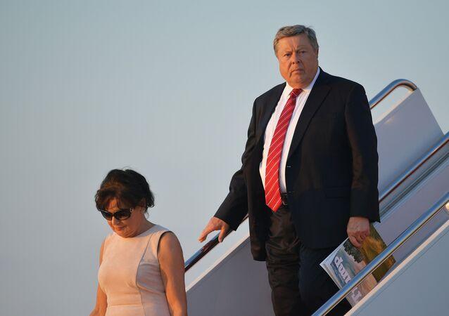 Melania Trump'ın anne ve babası