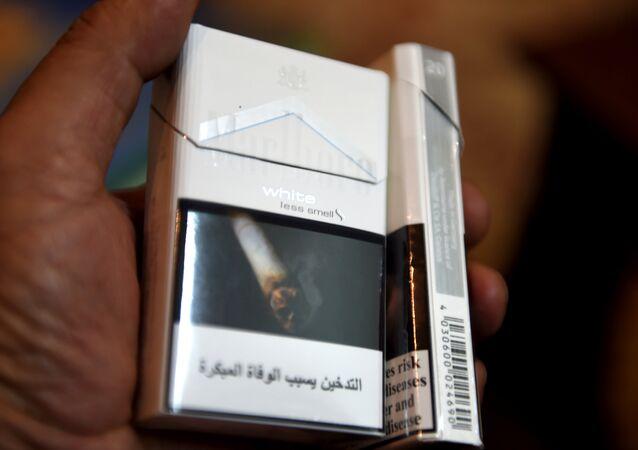 Suudi Arabistan / Sigara