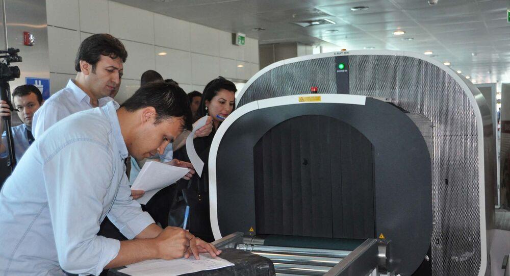 Atatürk Havalimanı'nda tomografi cihazlarında test başladı