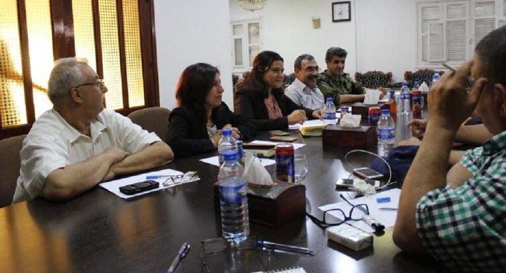 PYD ile Suriye muhalefeti arasında gerçekleşen görüşme