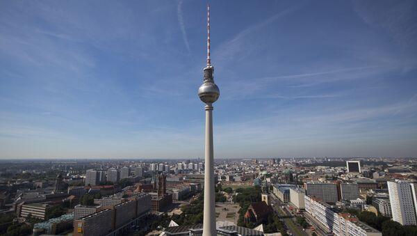 Berlin - Sputnik Türkiye