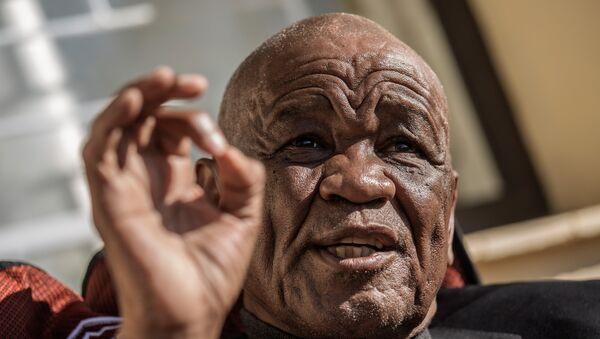 Lesotho Krallığı Başbakanı Tom Thabane - Sputnik Türkiye