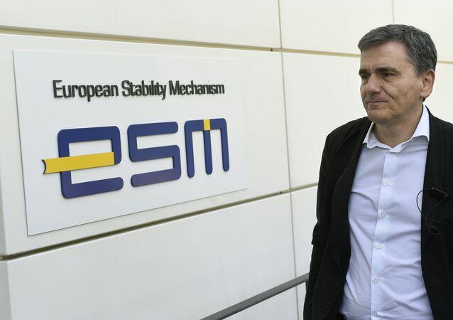 Yunanistan Maliye Bakanı Efklidis Çakalotos