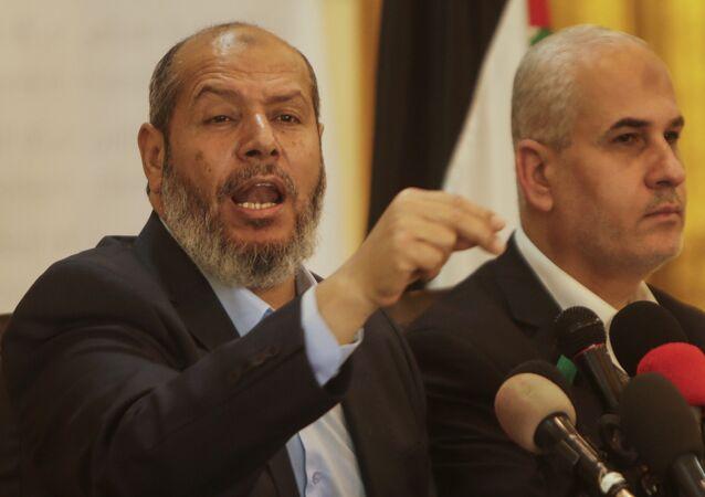 Hamas Siyasi Büro Başkan Yardımcısı Halil el Hayye