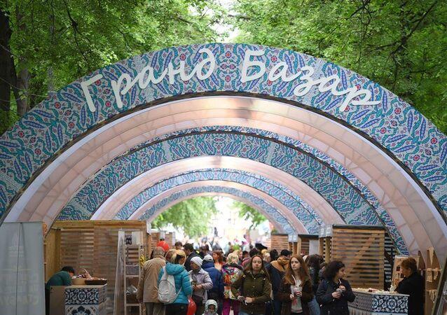 Moskova'da Türkiye Festivali