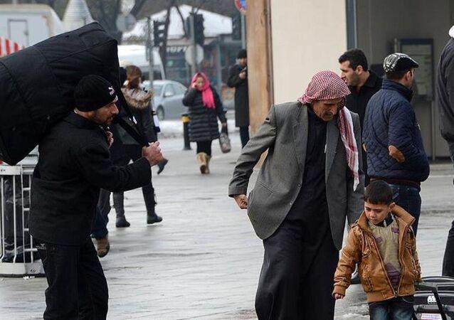 Suriyeliler -  İstanbul