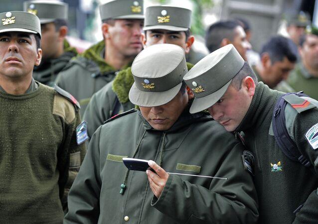 Arjantin jandarması