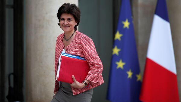 Sylvie Goulard istifa etti - Sputnik Türkiye