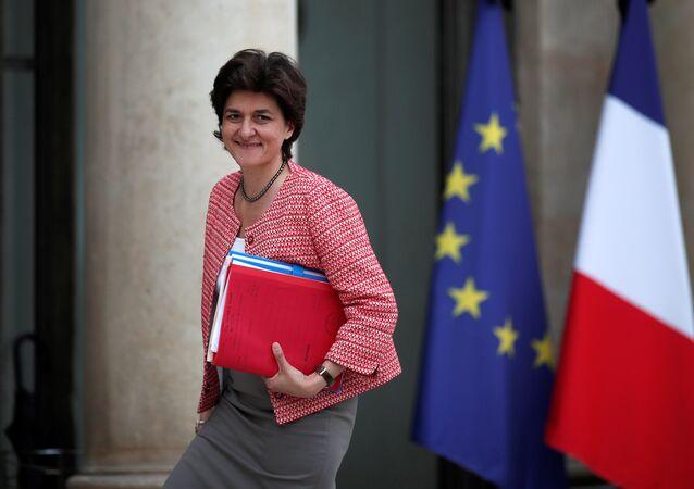 Sylvie Goulard istifa etti