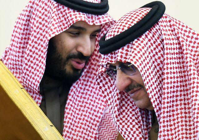 Muhammed bin Selman-Muhammed bin Nayif'