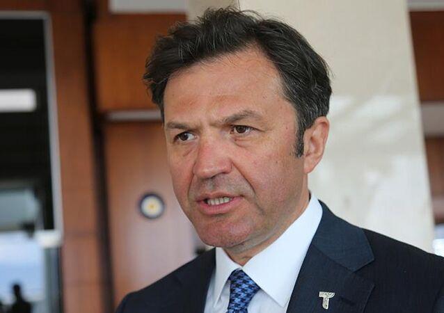 Türkiye İhracaatçılar Meclisi (TİM) Başkanvekili Süleyman Kocasert