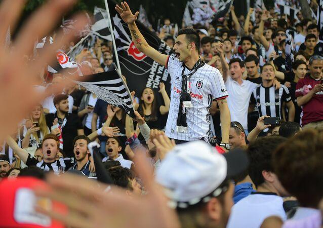 Beşiktaş - taraftar