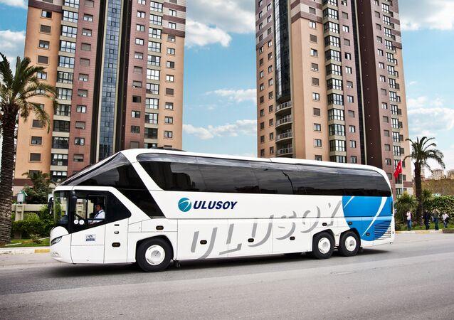Ulusoy otobüs firması