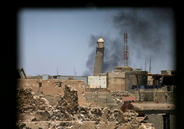 Musul - cami - minare