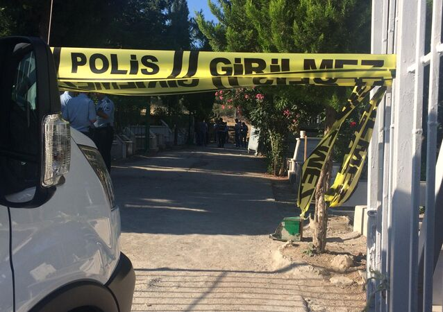 İzmir NATO tesisi yanında patlama