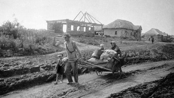 Büyük Vatan Savaşı'nın ilk günleri - Sputnik Türkiye